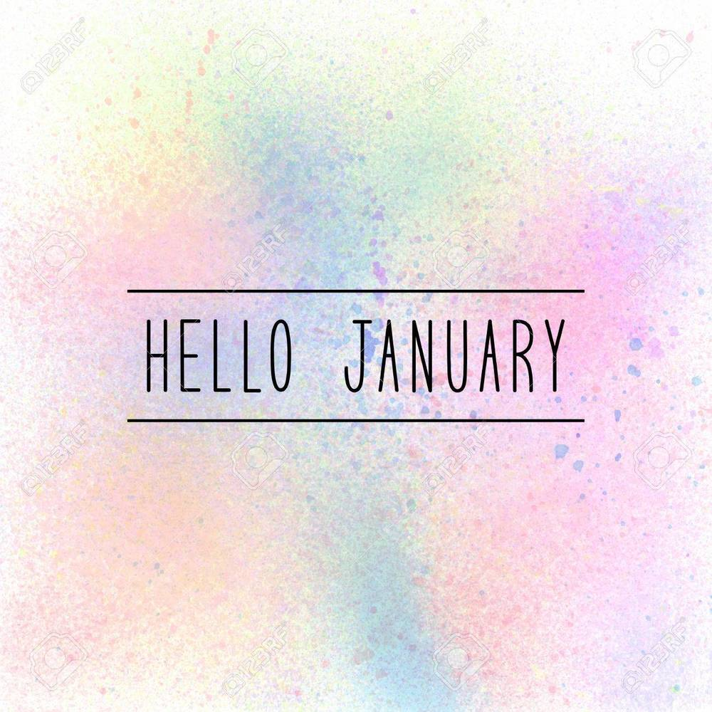 January Information - The Month @ A Glance