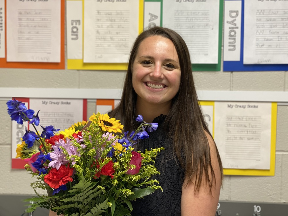 MVR-III 2020-2021 District Teacher of the Year
