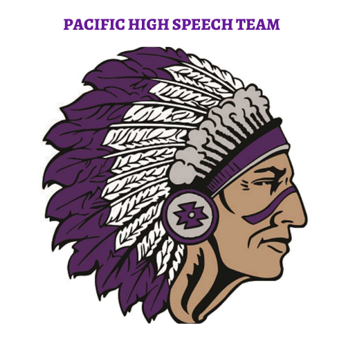 Speech Team Places Second