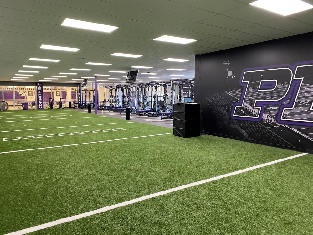 New Weight Room at PHS