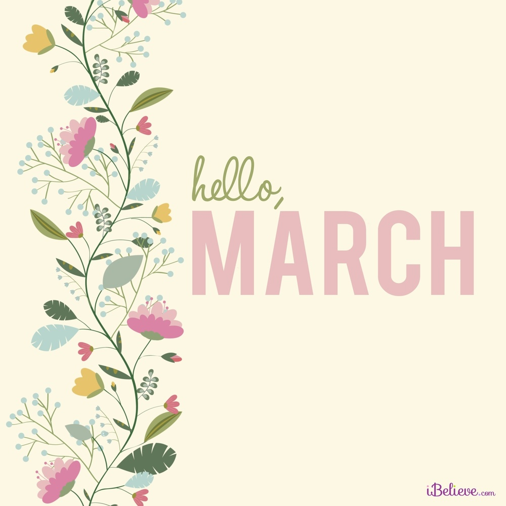 All Things March!