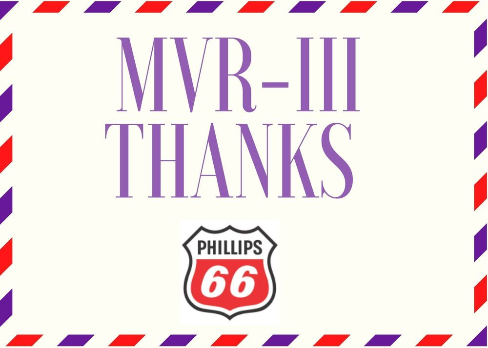 Phillips 66 Awards Grant to MVR-III