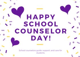 School Counselor Appreciation Day