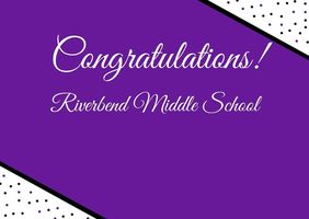 Riverbend Teacher & Support Staff of the Year