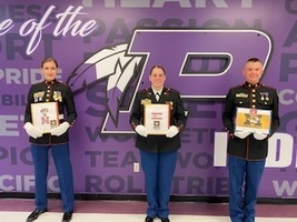 $800,000 in Scholarships Awarded to Pacific High School JROTC Students