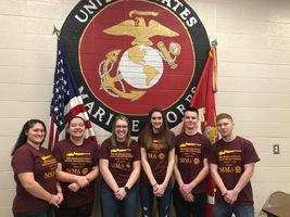 PHS Junior Reserve Officers Training Corps Earns State Title