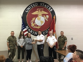 Korean War Veterans Donate to PHS