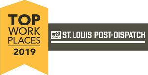 THE POST-DISPATCH NAMES MERAMEC VALLEY R-III SCHOOL DISTRICT A WINNER OF THE ST. LOUIS TOP WORKPLACES 2019 AWARD