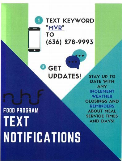 NHF Text Notifications