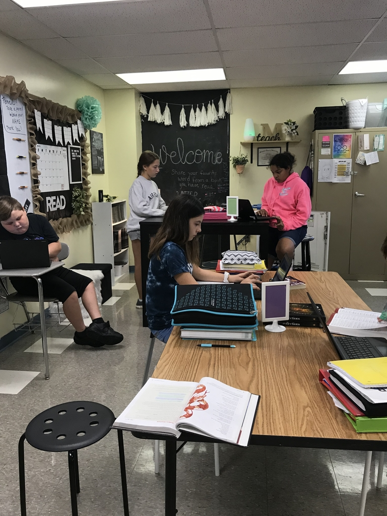 Poetry reading and comprehension in 6th grade