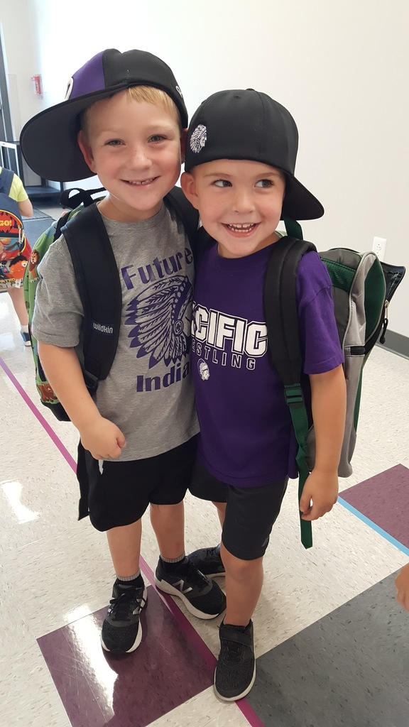 Early Learners Supporting Purple Friday