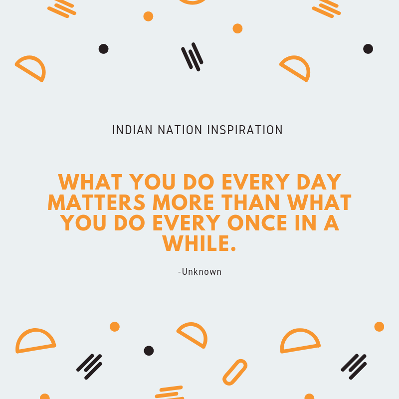 Indian Nation Inspiration