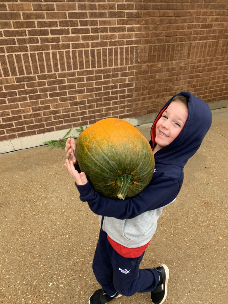 Boy Pumpkin