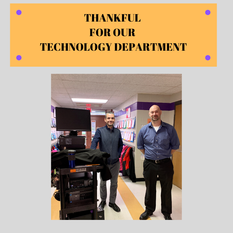Tech Thankful