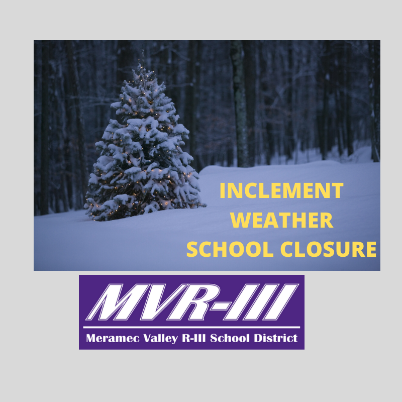 School Closure 12-17-19