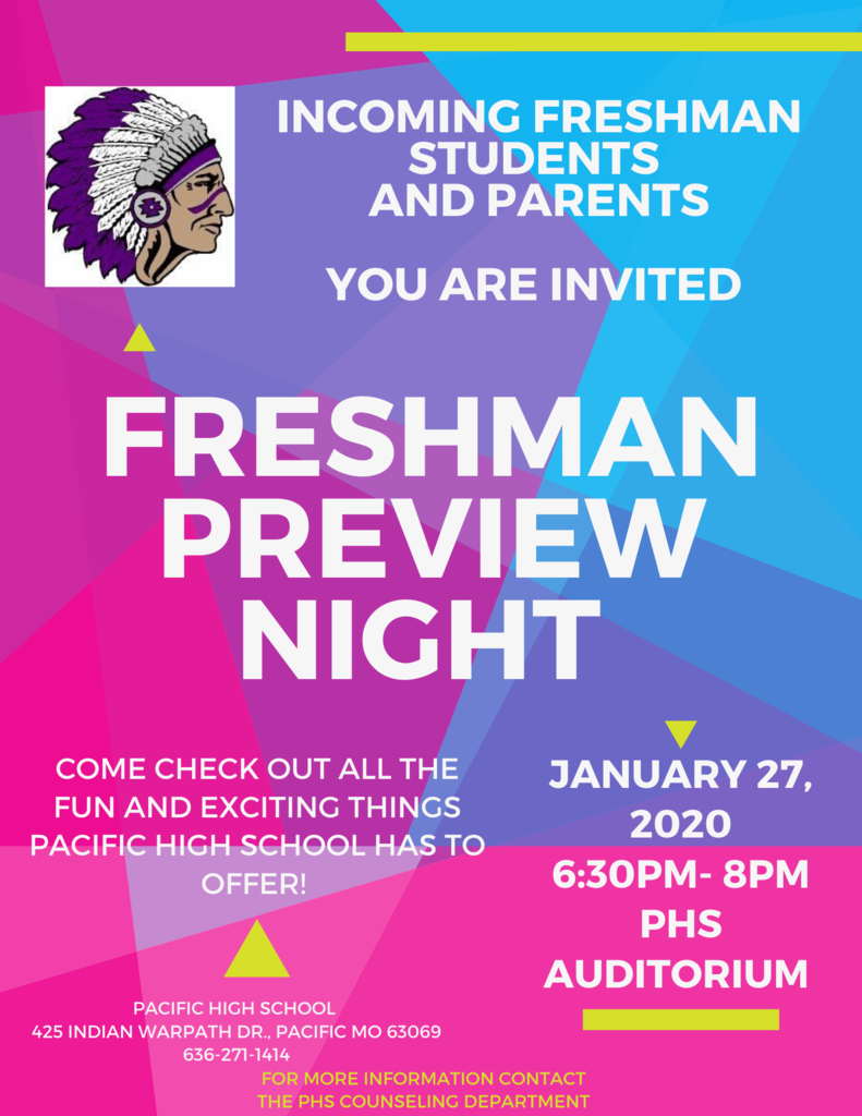 PHS Preview Night